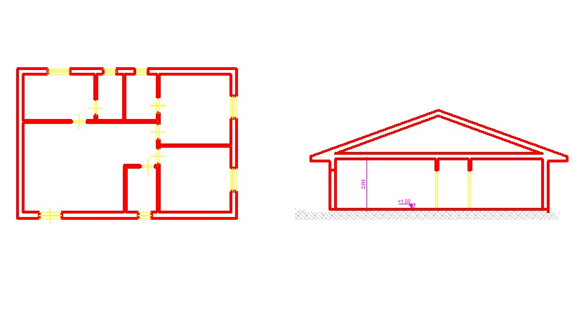 Casa in acciaio antisismica ciardingegneria - Costo impianto idraulico casa 150 mq ...